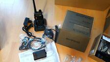DE BaoFeng UV-5R Mikrofon VHF/UHF Kopfhörer Hand-Funkgerät Paar (2 Stück)