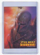 Star Wars , Insider , large sticker , Boba Fett