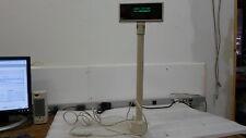 Logic Controls Pdx1-812-10569 Pos White Pole Display Tested