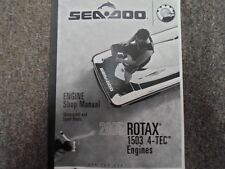 2005 Sea Doo Rotax 1503 4 Tec Boat Service Repair Shop Workshop Manual OEM