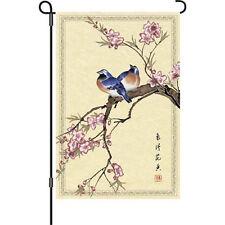 """Zen Garden Brilliance (12"""" x 18"""" Approx ) Garden Size Flag..8.... PR 51998"""
