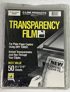 C-Line Transparency Film