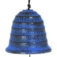 Authentic japanese wind chime bell furin Nambu Nanbu cast iron iwachu tekki