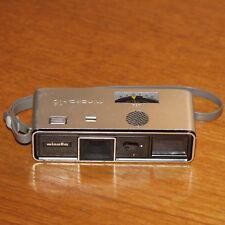Minolta 16 modelo-P en miniatura espía cámara de película de 16mm 25mm f3.5 Lente Rokkor 784500