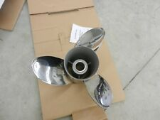 Left hand stainless propeller 14 1/8 x 19 P 223054 993054 Michigan wheel