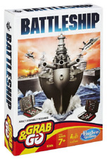 Hasbro Family Gaming Grab And Go Battleship Travel Game Hasbro