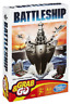 Hasbro Family Gaming Grab And Go Battleship Travel Game Hasbro
