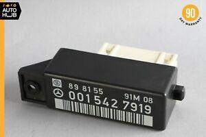 90-98 Mercedes R129 300SL SL320 SL500 Intermittent Wiper Relay 0015427919 OEM