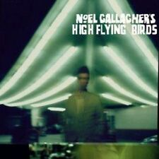 Noel Gallagher's High Flying Birds-Noel perjudicarán alto F (Nuevo Cd + Bonus Dvd)