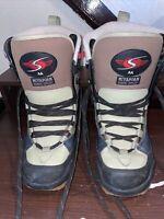 snowboard boots size 9 Men's 10.5 Women's Miyafoam