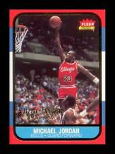 MICHAEL JORDAN 1996-97 Fleer ULTRA DECADE #U4 Rookie Card NM-MT