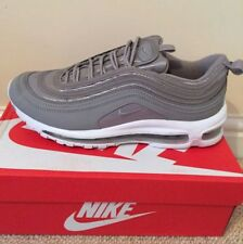 Nike Air Max 97 Trainers Grey White Size 9