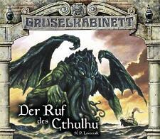 Gruselkabinett 114 und 115 Der Ruf des Cthulhu (2016, Hörspiel)