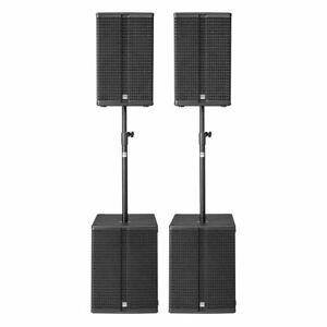 HK AUDIO LINEAR 3 BASS POWER PACK 2x Top 115 FA + 2xLinear SUB 1800 A Aussteller