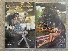 Grimm Fairy Tales Set of 2 Comic Books (Zenescope) NM+