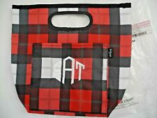 New listing Thirty One Go-To Thermal Lunch Tote in Check Mate Print ~New!