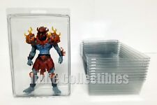 MOTU BLISTER CASE LOT OF 10 Action Figure Display Protective Clamshell XX-LARGE