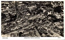 Wincanton from an Aeroplane # 33739 by Aerofilms. Aerial View.
