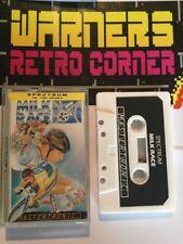 Spectrum Zx Sinclair Milk Race Retro Game Boxed