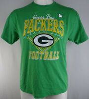 Green Bay Packers NFL Junk Food Men's Green Short Sleeve T-Shirt v