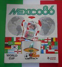 LOTTO 50 FIGURINE DIVERSE CALCIATORI PANINI MEXICO 86 AUTOADESIVE CON VELINA