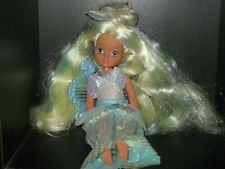 LADY LOVELY LOCKS ENCHANTED ISLAND GOLDENWAVES DOLL MATTEL  TCFC