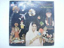 LATA MANGESHKAR SONGS FOR CHILDREN HINDI FILMS 1975 RARE LP RECORD bollywood EX