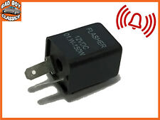 2 Pin Audible Beeping Electronic LED Flasher Relay MG, Mini, Triumph, Morris etc