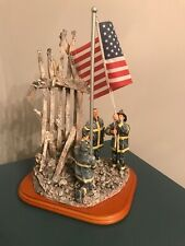 """Vanmark Red Hats of Courage Collectible Figurine """" Image of Hope"""" 1st Edition"""