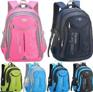 Kinder Schultasche Schulrucksack Jungen Mädchen Rucksack Backpack Schulranzen