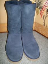 UGG AIMEE BOOTS NAVY SIZE WOMENS 9