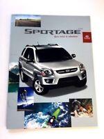2009 Kia Sportage 16-page Original Canada Car Sales Brochure Catalog