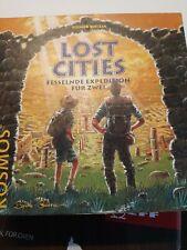 LOST CITIES / Gesellschaftsspiel / Brettspiel / Kosmos / vollständig