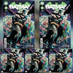 BATMAN #111 CVR A JORGE JIMENEZ  ~ 5 COPIES ~ DC ~  8/3