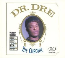 The Chronic [PA] [Digipak] by Dr. Dre (CD, Nov-2005)