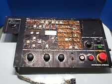 HITACHI SEIKI HG500 CNC HORIZONTAL MILL OPERATOR CONTROL PANEL KEBOARD  N-3451-