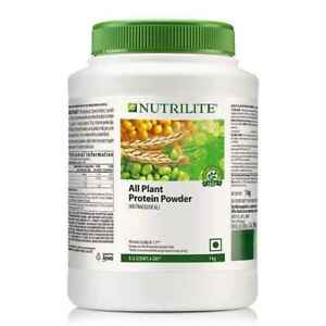 Amway Nutrilite All Plant Protein Powder 1kg with Long Expiry + Sealed Packing