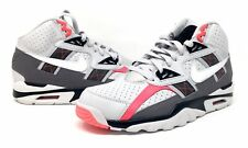 Nike Air Trainer SC High Vast Grey/White-Black-Gun Smoke 302346-020 Size 10.5 Bo