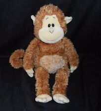 "16""  GUND FLAPJACK BABY MONKEY 2626 BROWN & TAN STUFFED ANIMAL PLUSH TOY CHIMP"