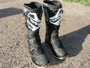 MX Boots, Fly Maverik size 10