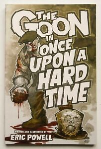The Goon Once Upon A Hard Time Vol. 15 NEW Dark Horse Graphic Novel Comic Book