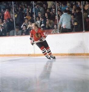 Bobby Hull Chicago Black Hawks 8x10 Photo