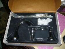 Moen CAT6420 Chrome Eva Two-Handle Widespread Bathroom Faucet TRIM SET Wdrain