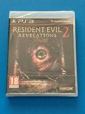 Resident Evil Ravelations 2 Box Set Edition PS3 UK PAL New/Sealed *FREE UK P&P*