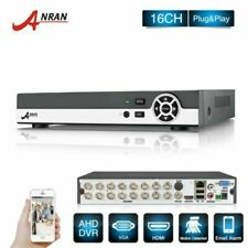 HDMI 16CH DVR H.264 Standalone Video Recorder Audio PTZ For CCTV Security Camera