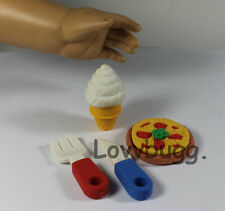 Mini Meal Pizza for 18 inch Doll Food Accessory American Girl   Found Lovvbugg