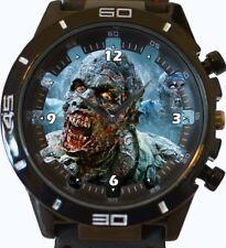 Undead Zombie Halloween Scary New Trendy Sports Series Unisex Gift Wrist Watch