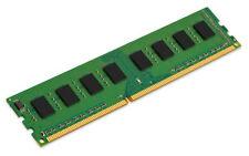 8GB Kingston DDR3-1600, KVR16LN11/8 PC3L-12800, CL11, 240-Pin DIMM Low Profile