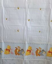 ~ Winnie the Pooh - CURTAINS WINDOW BLINDS BEDROOM BED Baby Nursery Cot