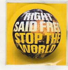 (FQ921) Right Said Fred, Stop The World - 2011 DJ CD